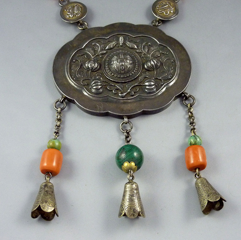 Chinese old necklace