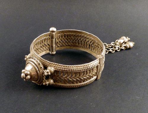 Odhisa upper arm bracelet, India