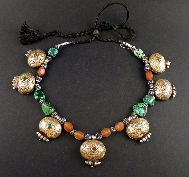 Ladakh necklace