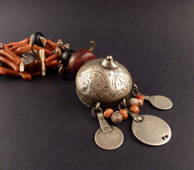 berber old jewellery
