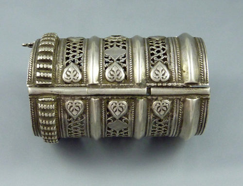 Nomadic Pashtun cuff, Afghanistan