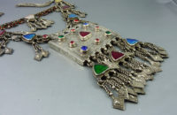 pashtun old necklace