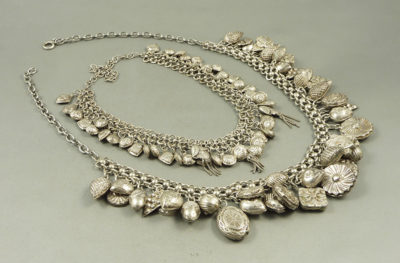 Algerian berber necklace