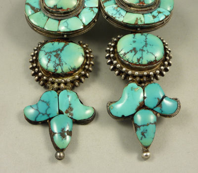 Akor tibetan earrings
