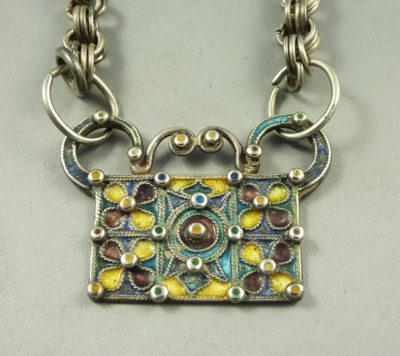 Hmong Miao neck ring