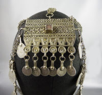 Moroccan head ornament
