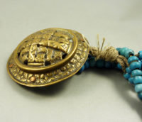 Ladakh belt ornament